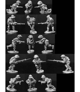 Empress Miniatures Viet Minh Infantry (DBP07)