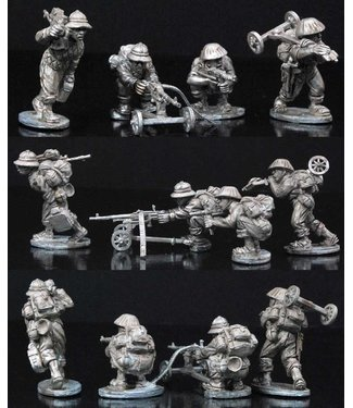 Empress Miniatures Viet Minh MMG Teams (DBP09)