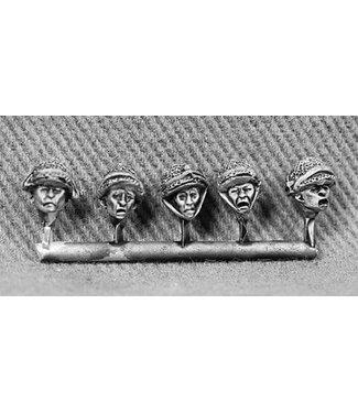 Empress Miniatures Vietnamese Paratroopers Heads (DBP21)