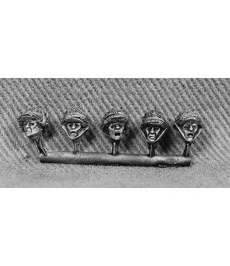 Empress Miniatures Vietnamese Paratroopers Heads (DBP22)