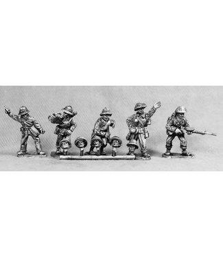Empress Miniatures Viet Minh Command (DBP25)