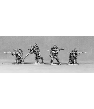 Empress Miniatures North Vietnamese Army Infantry with RPG's (NVA10)