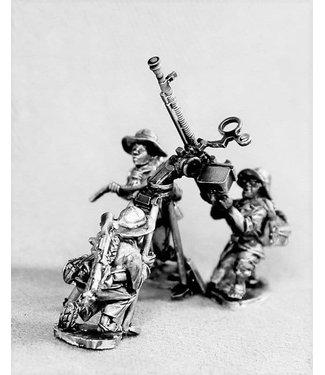Empress Miniatures North Vietnamese Army DShK AA team (NVA12)