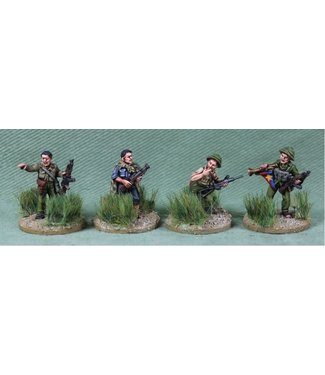 Empress Miniatures North Vietnamese Army Command (NVA15)