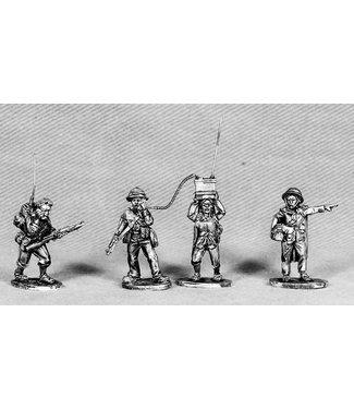 Empress Miniatures North Vietnamese Army Command (NVA14)