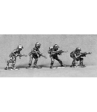 Empress Miniatures North Vietnamese Army Infantry (NVA4)