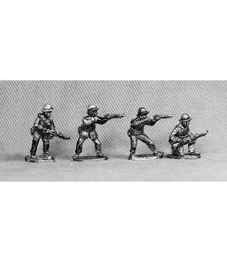 Empress Miniatures North Vietnamese Army Infantry (NVA6)