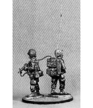 Empress Miniatures USMC Radio Telephone Operators (NAM15)