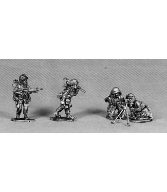 Empress Miniatures USMC 60 Mortar Teams (NAM17)