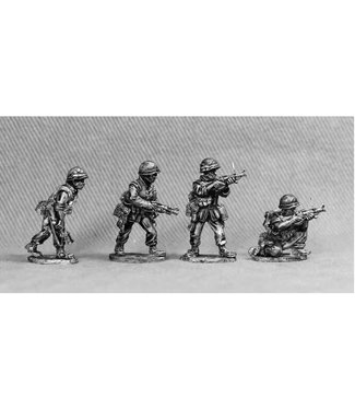 Empress Miniatures USMC Infantry with Grenade Launchers (NAM4)