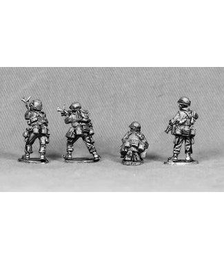 Empress Miniatures USMC Infantry with Grenade Launchers (NAM5)