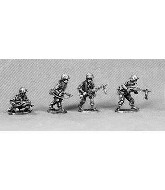 Empress Miniatures USMC Infantry with M60's (NAM6)