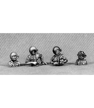 Empress Miniatures Armoured Vehicle Crew (CREW1)