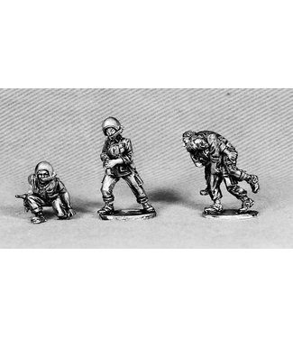 Empress Miniatures Armoured Vehicle Bailed Out Crew (CREW3)