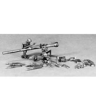 Empress Miniatures Mule with 106mm Recoiles Rifle (MULE1)