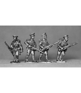 Empress Miniatures BEF Riflemen Advancing (BEF01)