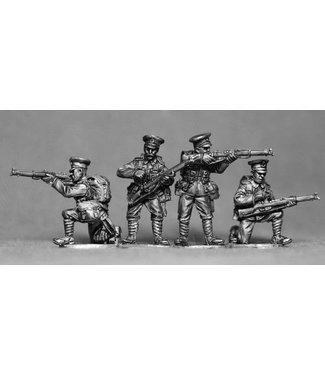 Empress Miniatures BEF Riflemen Firing/Loading (BEF02)
