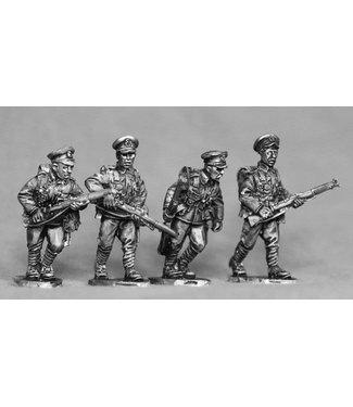 Empress Miniatures BEF Riflemen Advancing (BEF03)