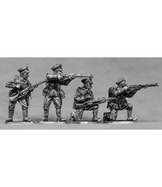 Empress Miniatures BEF Riflemen Firing/Loading (BEF04)