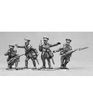 Empress Miniatures BEF Command (BEF05)