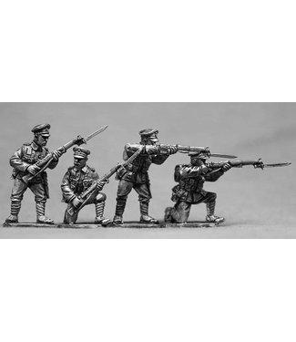 Empress Miniatures BEF Riflemen Firing (BEF06)