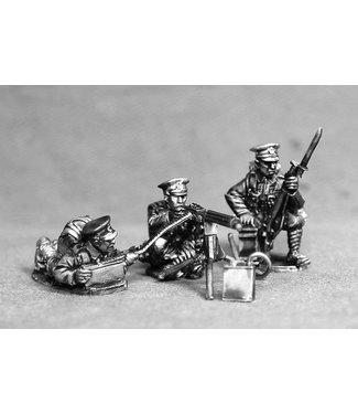 Empress Miniatures BEF Vickers Team (BEF08)