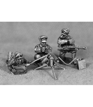 Empress Miniatures BEF Vickers Team (BEF10)