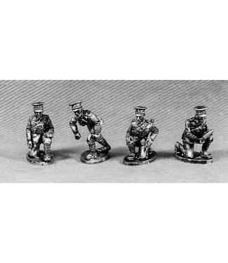 Empress Miniatures BEF Crew for 4.5 Howitzer (BEF15)