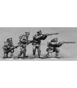 Empress Miniatures German Riflemen Firing/Loading (GER04)
