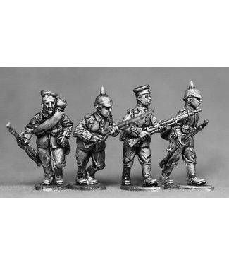 Empress Miniatures German Riflemen Advancing (GER06)