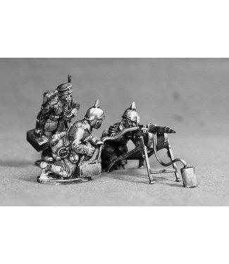 Empress Miniatures German Maxim Team (GER08)