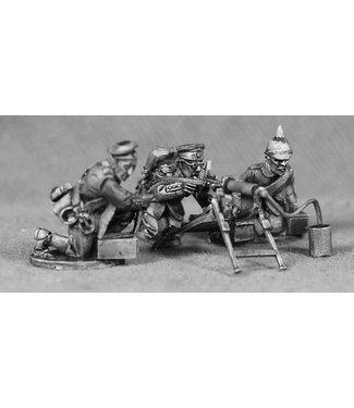 Empress Miniatures German Maxim Team (GER10)