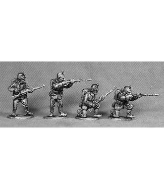 Empress Miniatures German Riflemen Firing/Loading (GER11)