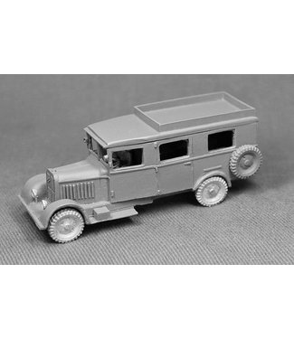 Empress Miniatures Phenom Granit Ambulance/Truck (VEH21)