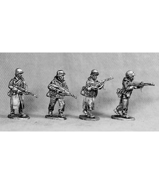 Empress Miniatures Volksgrenadiers with MG44 (VG1)