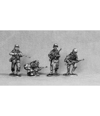 Empress Miniatures Volksgrenadiers with Gewehr 43 (VG12)