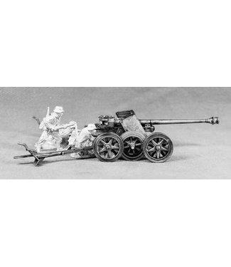 Empress Miniatures Volksgrenadiers PAK40 and Crew (VG16)