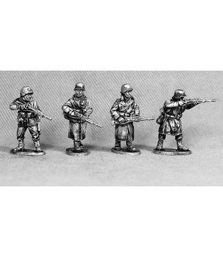 Empress Miniatures Volksgrenadiers with KAR98 (VG3)