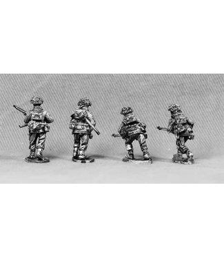 Empress Miniatures Late War Brits Advancing (LB2)