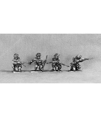 Empress Miniatures Late War Brits Crouching (LB4)