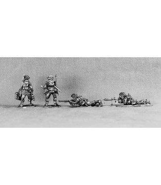 Empress Miniatures Late War British Piat Teams (LB5)
