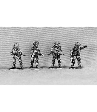 Empress Miniatures Late War Brits with Sten Guns (LB6)