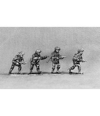 Empress Miniatures Late War Brits with Sten Guns (LB7)