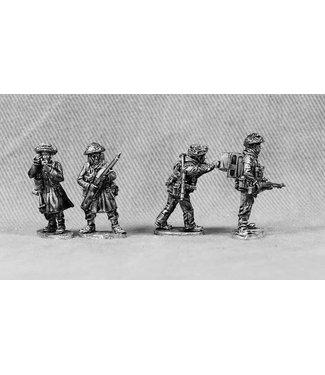Empress Miniatures Late War British Radio Teams (LB8)