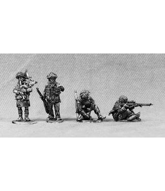 Empress Miniatures Late War British Support Group (LB9)