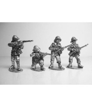 Empress Miniatures Italian Army Riflemen Advancing/Loading (ITI2)