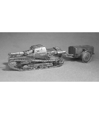 Empress Miniatures Italian Army CV33 Lanciafiamme (VEH8)