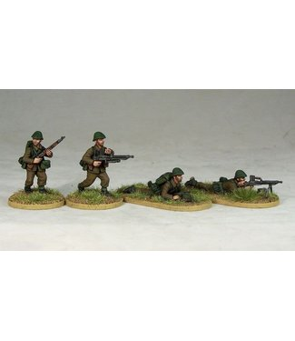 Empress Miniatures Romanian Infantry with ZB 30's (R005)