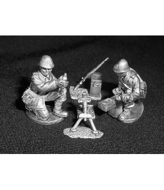 Empress Miniatures Romanian Mortar Team (R007)