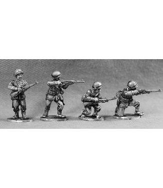 Empress Miniatures US Army Infantry Firing/Loading (GI 3)